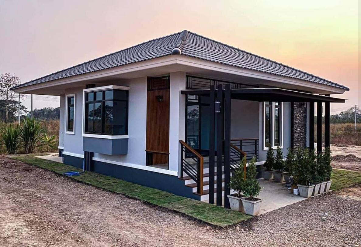styling ideas One-story panya-style house
